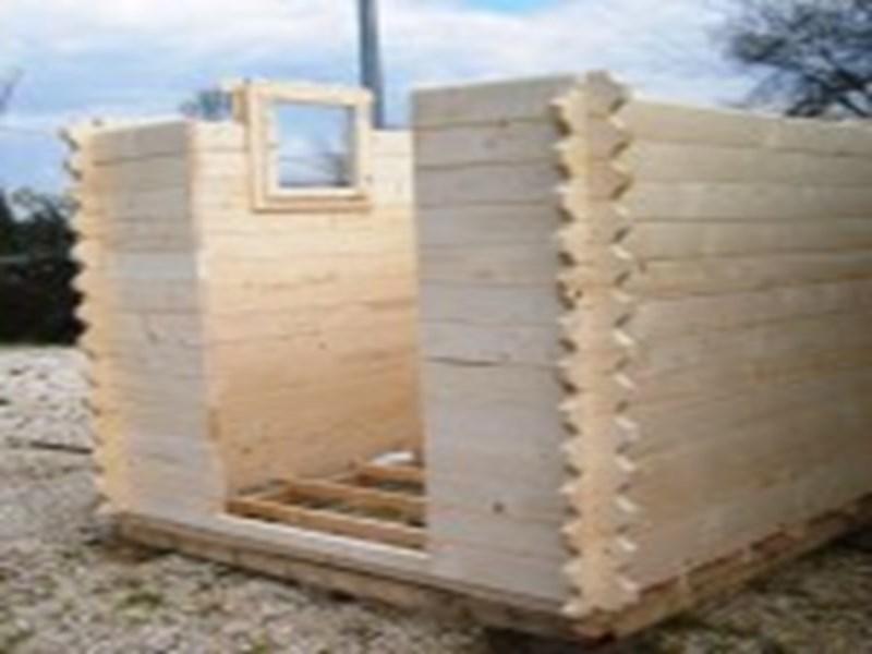 Casette in legno da giardino, garage, gazebo e tettoie realizzate ...